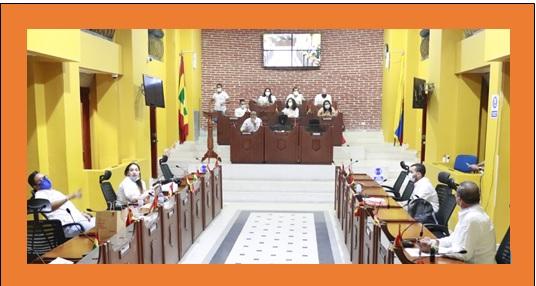SESIONES ORDINARIAS DEL CONCEJO DESDE HOY