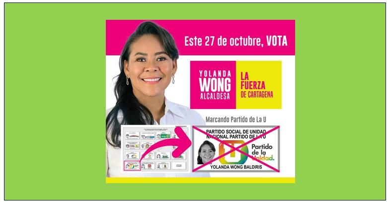 YOLANDA WONG GANÓ BATALLA JURÍDICA ANTE EL CNE
